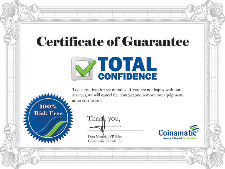 total-confidence-guarantee-certificate